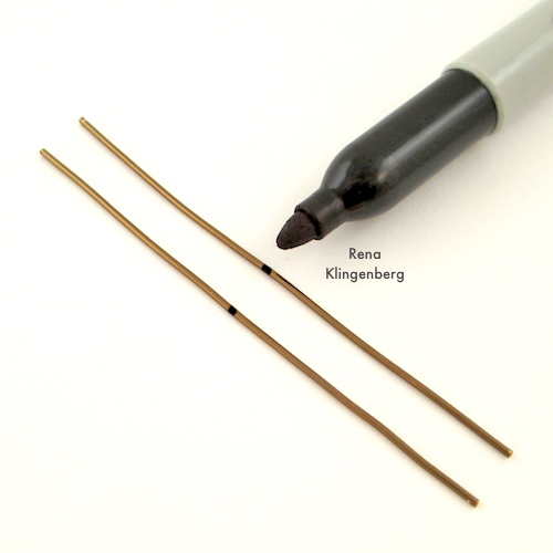 Measuring and Marking Wire