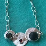 Quirky Celestial Necklace
