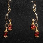 Christmas Sparkle Earrings