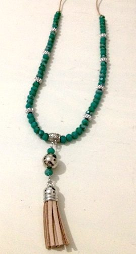 Necklace Creations by Simone  - featured on Jewelry Making Journal