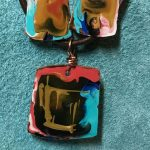 Fading Alcohol Ink on Copper Even Though Coated