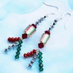 Christmas Cracker Earrings
