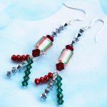 Christmas Cracker Earrings