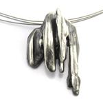 Cascade Collection from Silver Scrap