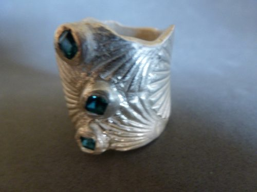 My Precious Metal Clay Adventure Begins by Dana C. Smith  - featured on Jewelry Making Journal