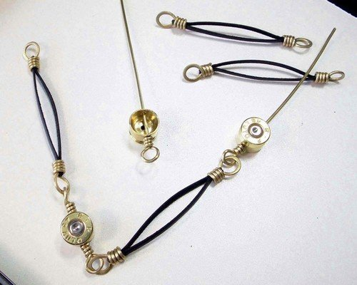 Mixed Media - High Plains Drifter Necklace by Ellie Williams  - featured on Jewelry Making Journal