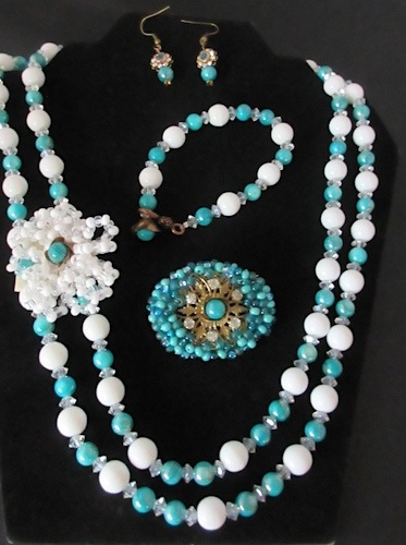 A Tribute to Miriam Haskell by Paula Trehey  - featured on Jewelry Making Journal
