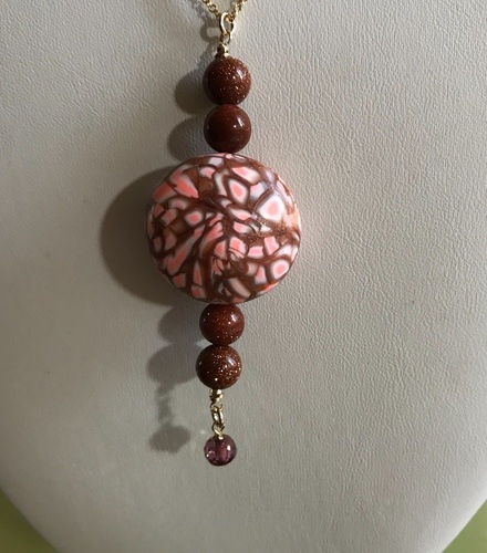 Something New - Polymer Clay by Patti Pojer  - featured on Jewelry Making Journal