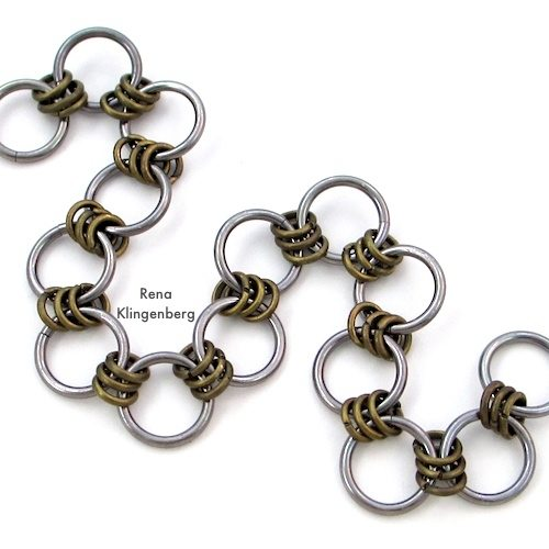 Make this Versatile Chain - How to Make a Chain Tutorial by Rena Klingenberg