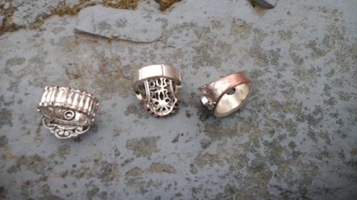 How Do I Remove the Silver/Gold Coloring from Inexpensive Jewelry to Reveal the Copper Underneath?  - Discussion on Jewelry Making Journal