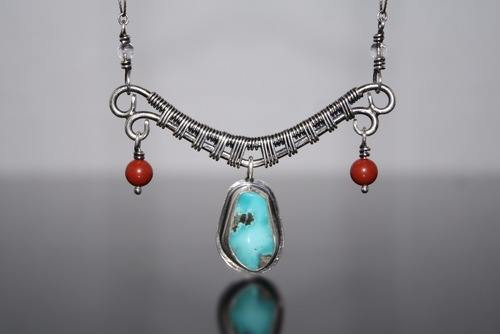 Add Some Wire to Your Life, by Shirin  - featured on Jewelry Making Journal