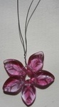 Fuchsia Flower Earrings, a Project How-to
