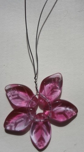 Fuchsia Flower Earrings, a Project How-to by Debra Lowe  - featured on Jewelry Making Journal