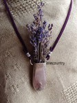 Flower Holder Necklace