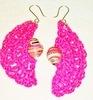 Fanred Earrings