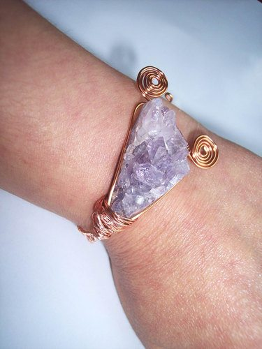 Love Amethyst by Constantinescu Gabriela  - featured on Jewelry Making Journal