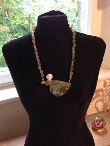 Upcycled Jewelry by Petra Hofmann  - featured on Jewelry Making Journal
