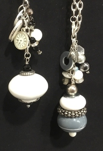 Nifty Knobs for Necklaces by Sonja Horzelenberg  - featured on Jewelry Making Journal
