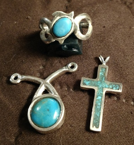 Just Started Casting Sterling Silver by Duane Aldrich - featured on Jewelry Making Journal