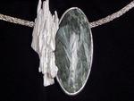 Marriage Made in Heaven - Pendant by Elizabeth Reid - featured on Jewelry Making Journal