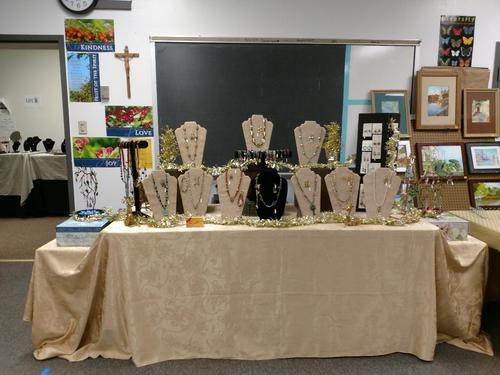 My First Craft Show by Dawn Carpino  - featured on Jewelry Making Journal