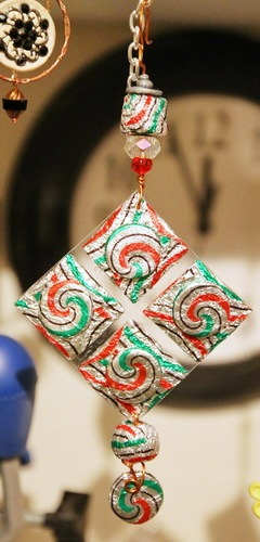 Right Jewelry for the Season, but What is it Made from? by Lynda L. Wilson  - featured on Jewelry Making Journal