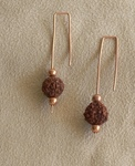 Earring Experiments by Nancy Vaughan - featured on Jewelry Making Journal