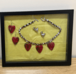 Another Way to Showcase Jewelry, by LuElla Spears - featured on Jewelry Making Journal