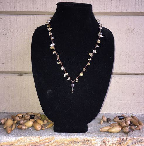 Sow Love, One Acorn at a Time - Acorn Jewelry, by Teri Trudel  - featured on Jewelry Making Journal