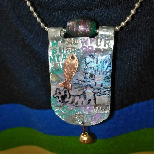 Mixed Media Trinkets by Kathleen Moore  - featured on Jewelry Making Journal