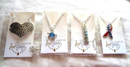 Easy Jewelry Fundraiser Idea by Kathy Zee  - featured on Jewelry Making Journal