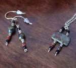 Odd Shaped Beads by Margie Shatto - featured on Jewelry Making Journal