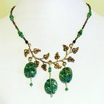 Fun with Jewelry Findings by Jennifer - featured on Jewelry Making Journal