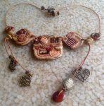 Three Bead Beauty by Patti Underwood - featured on Jewelry Making Journal