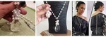 Chanel1 : Pearl Lariat by Abigail Robichon - featured on Jewelry Making Journal