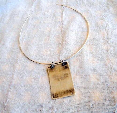 Memories on Metal by Barbara Jacquin  - featured on Jewelry Making Journal