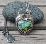 by Linda Rolsma - featured on Jewelry Making Journal