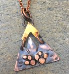 Mixed Metal Nature by Dalena Watson - featured on Jewelry Making Journal