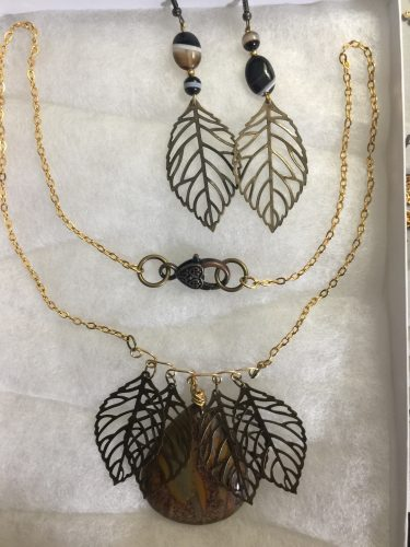 Love Designing with Shells by LuElla Spears  - featured on Jewelry Making Journal