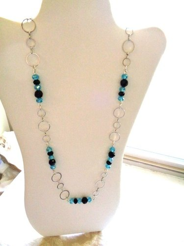 Long Necklaces for Upcoming Shows by Kathy Zee  - featured on Jewelry Making Journal
