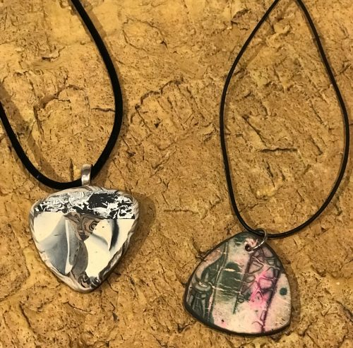 Polymer Clay Designs by by Catelaon - featured on Jewelry Making Journal