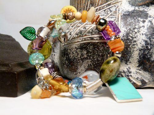 Gift for a Friend by Alinda Lord  - featured on Jewelry Making Journal