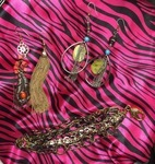 Transitioning to Spring! by LuElla - featured on Jewelry Making Journal