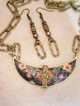 Give Life to Old Chains by Candy Carlile - featured on Jewelry Making Journal