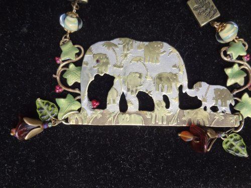Mill Rolled Brass by Debra Lowe  - featured on Jewelry Making Journal