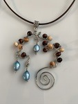 Pendants: Inspired by Reading, by Melissa Jones - featured on Jewelry Making Journal