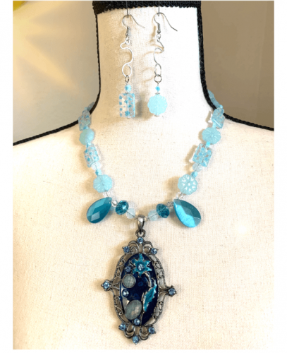 Jewelry a Little off the Beaten Path by LuElla Spears