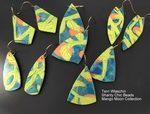 Mango Moon Collection in Poly Clay by Terri Wlaschin