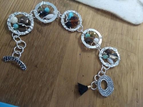 Summer Camp Jewelry - Whoo Hoo! by Cindi Bernloehr