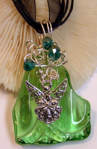 Charm-ing Pendants, by Candy Carlile